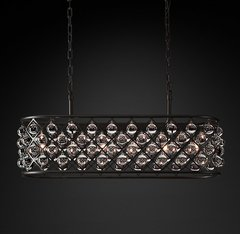 Spencer Rectangular Chandelier 41