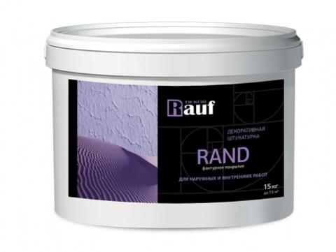 Rauf Dekor RAND декоративное фактурное покрытие
