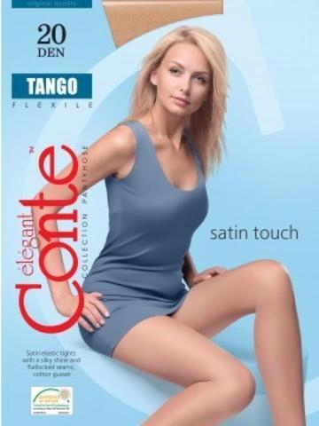 Conte Tango Колготки женские 20d, p.5 natural
