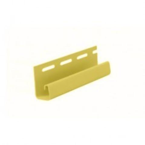 Файнбир J-профиль кремовый 3,05 м