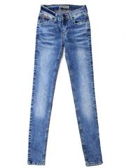 GJN010222 джинсы женские, айс