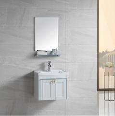 Комплект мебели для ванны River AMALIA 505 BU голубой