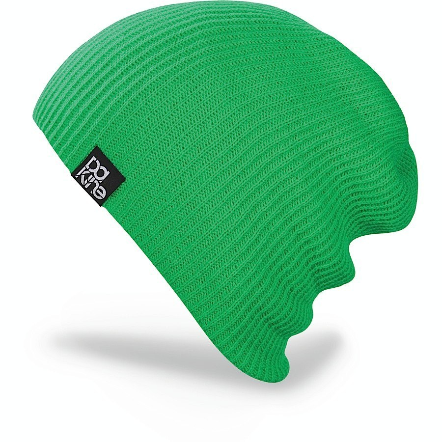 Длинные шапки Шапка-бини вязаная Dakine Tall Boy Green 50.jpg