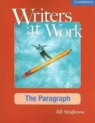 Writers at Work: The Paragraph SB