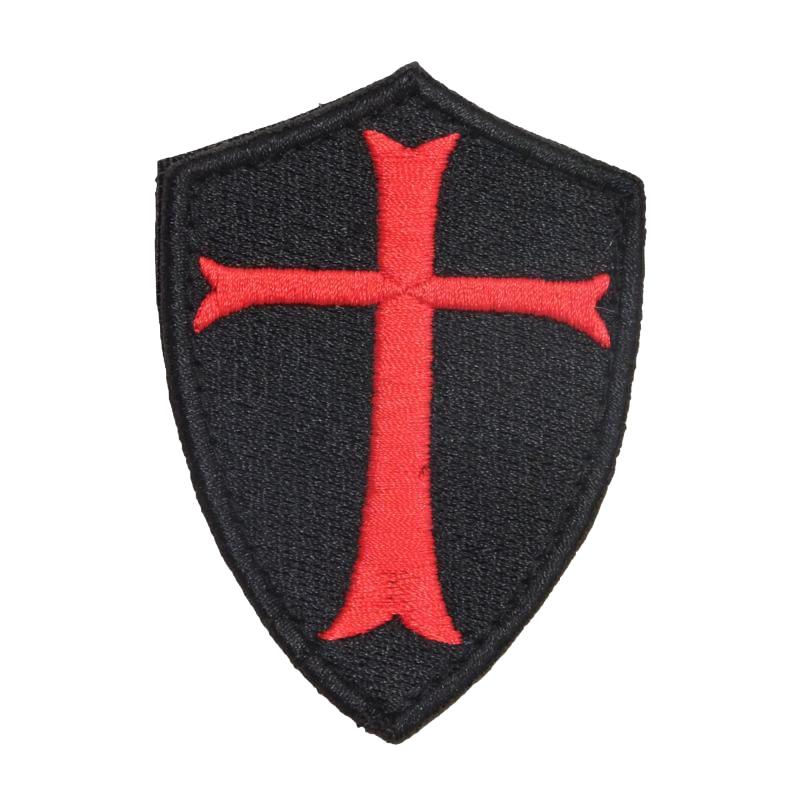 Крест на черном (крестоносец)