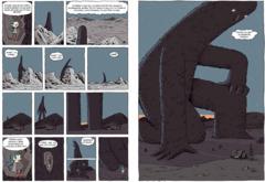 Хильда и полуночный великан