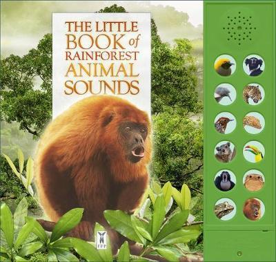 Kitab The Little Book of Rainforest Animal Sounds   Andrea Pinnington
