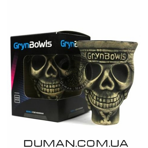 Чаша GrynBowls для кальяна |Cranium