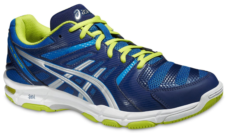 Мужские волейбольные кроссовки Asics Gel-Beyond 4 (B404N 3993) синие
