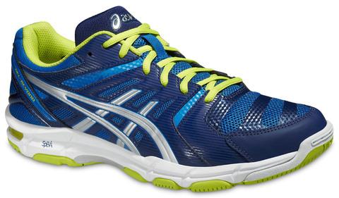 Asics Gel-Beyond 4 Кроссовки волейбольные мужские синие