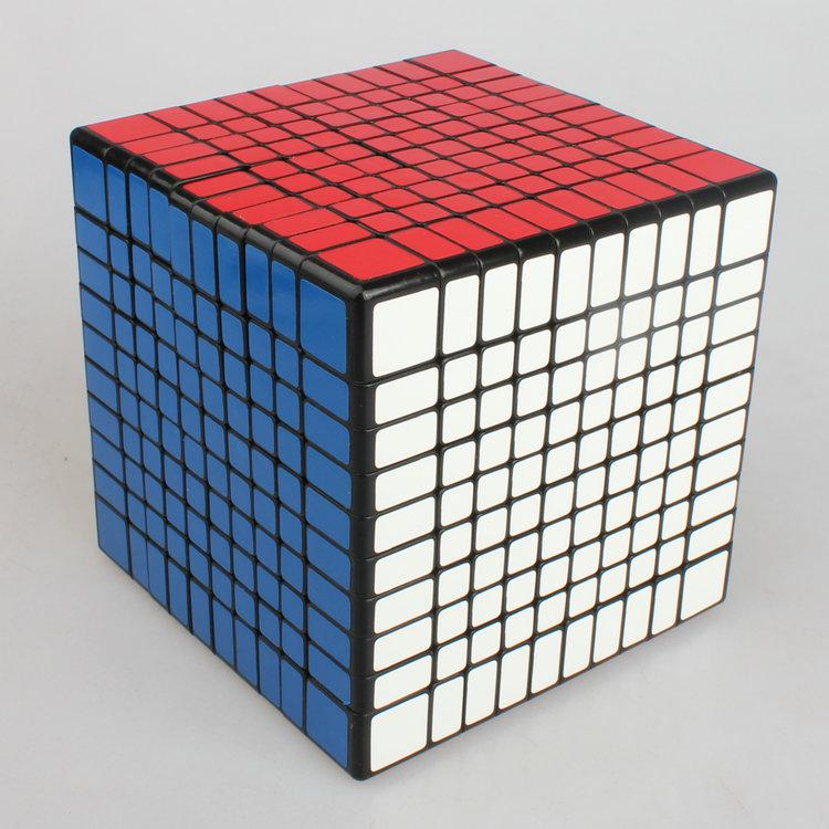10x10x10 Скоростной куб ShengShou