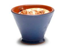 Мороженое в горшочке с карамелью и грецким орехом, 100г