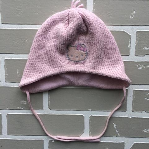 шапочка Hello Kitty на 3/4 года