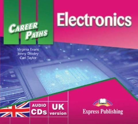 Electronics (Audio CDs) - Диски для работы (Set of 2)