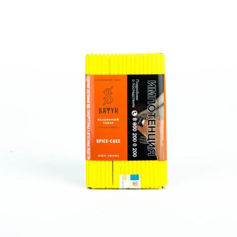 Табак Satyr Spice Cake (Коричный пряник) 100 г