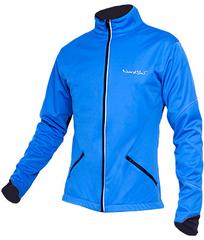 Утеплённая лыжная куртка Nordski Premium Blue