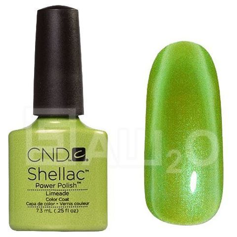 SHELLAC Limeade 7.3ml.