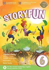 Storyfun 6 Student's Book with Online Activitie...