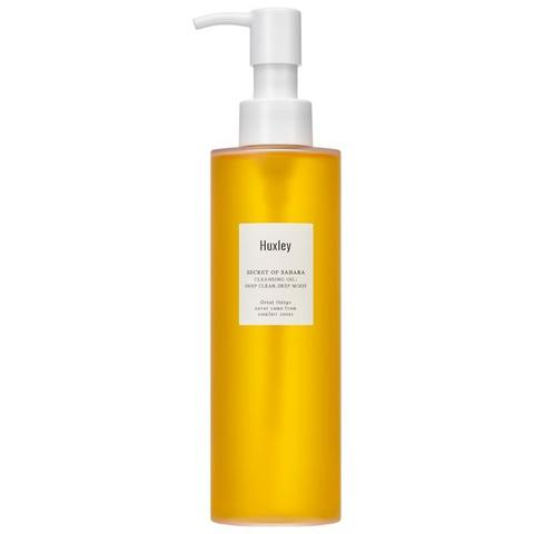 HUXLEY CLEANSING OIL  DEEP CLEAN, DEEP MOIST Гидрофильное масло 200 мл