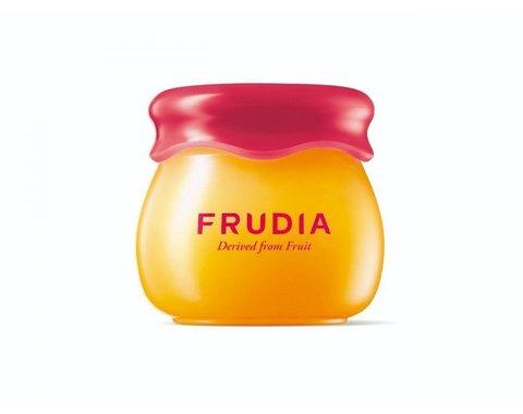 Frudia Pomegranate Honey 3 in 1 Lip Balm Бальзам для губ с гранатом 3 в 1 10гр