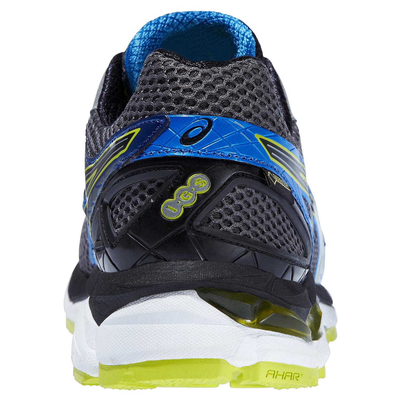 Мужская непромокаем спортивная обувь Asics GT-2000 3 G-TX (T506N 9799) фото