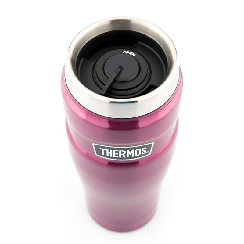 Термокружка Thermos SK1005 (0,47 литра) розовая