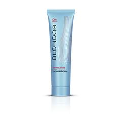 Wella Professional Blondor SOFT BLONDE CREAM - Мягкий крем для блондирования