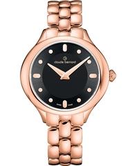 Женские швейцарские часы Claude Bernard 20217 37RM NIR