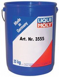 3555 Liqui Moly Mehrzweckfett - Смазка для карданных крестовин (Желто-коричневая)(25кг)