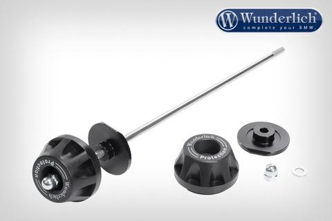 Слайдер ступицы DoubleShock BMW R1200GS/GSA/RT/R/ST/S черный