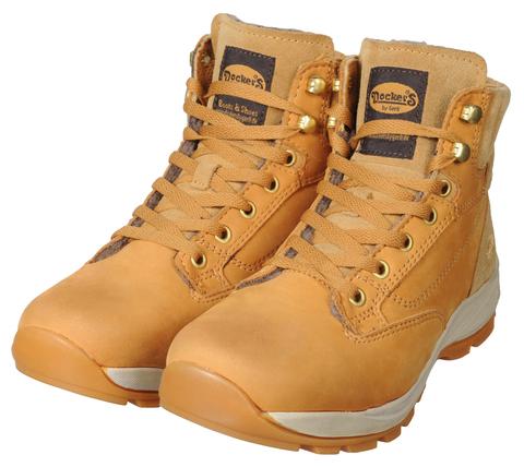 331515-003093 yellow ботинки мужские Dockers