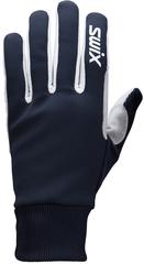Лыжные перчатки Swix Tracx темно-синий