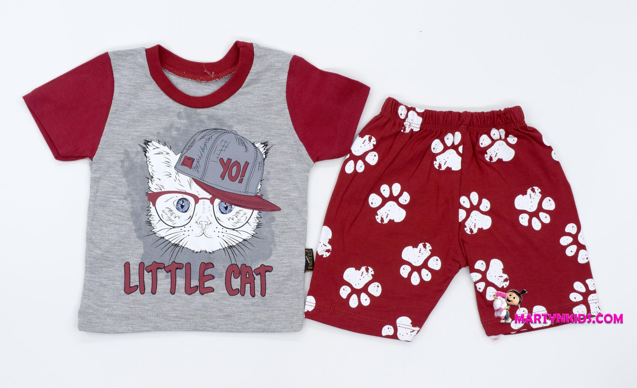 2319 костюм LITLE CAT