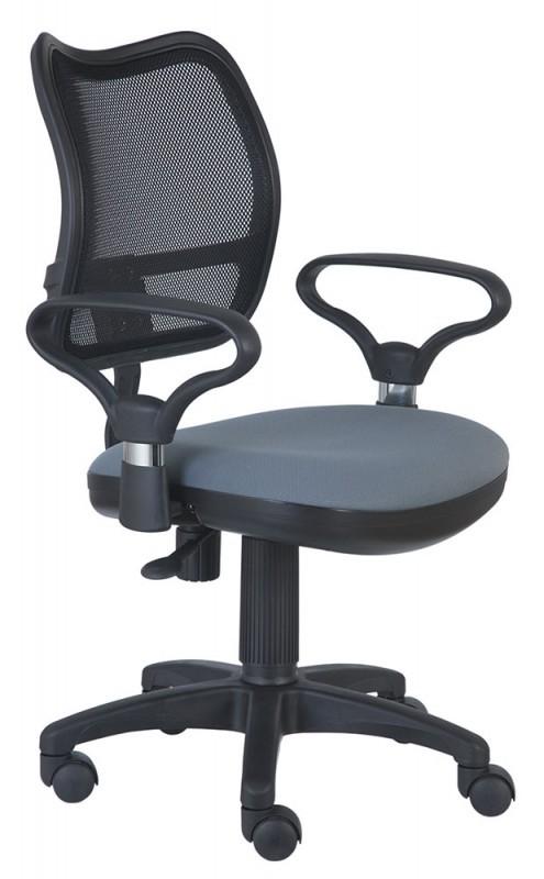 Кресло для персонала БЮРОКРАТ CH-799AXSN