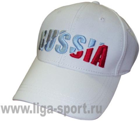 Бейсболка Umbro с логотипом Россия RUSSIA