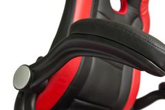 Кресло Дентон (DENTON) — черно-красный/Black-Red