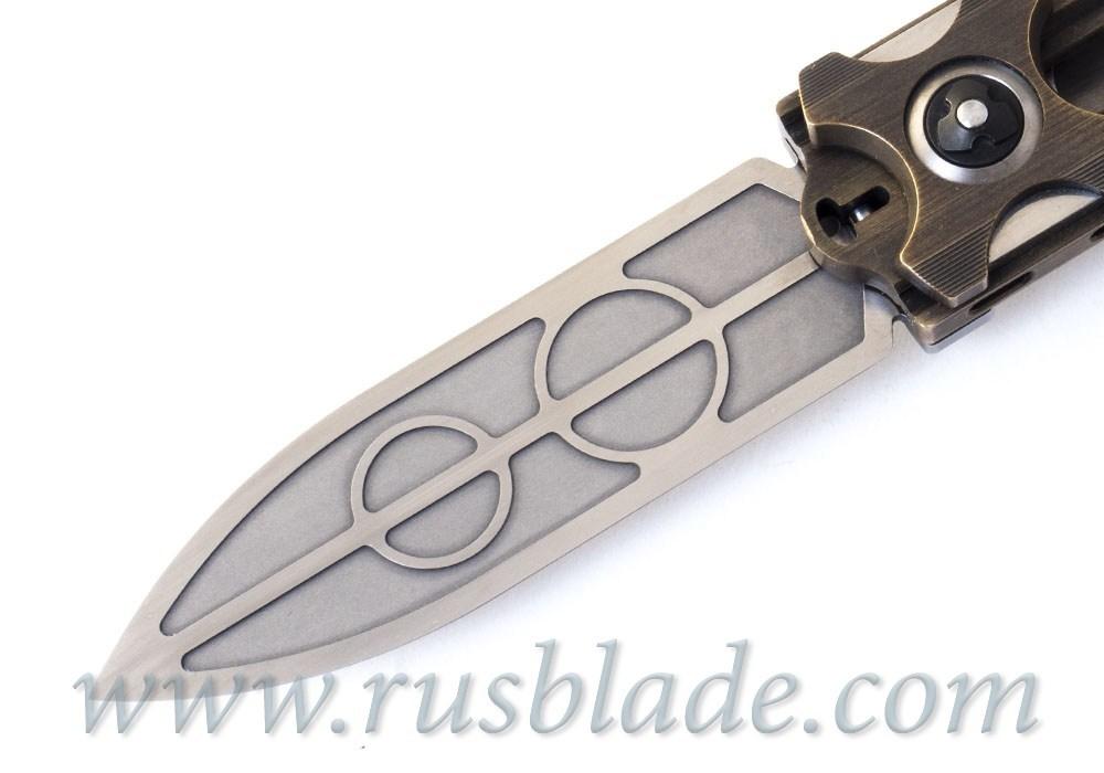 Cyrax #1 by Nikolai Lomachenkov Knives