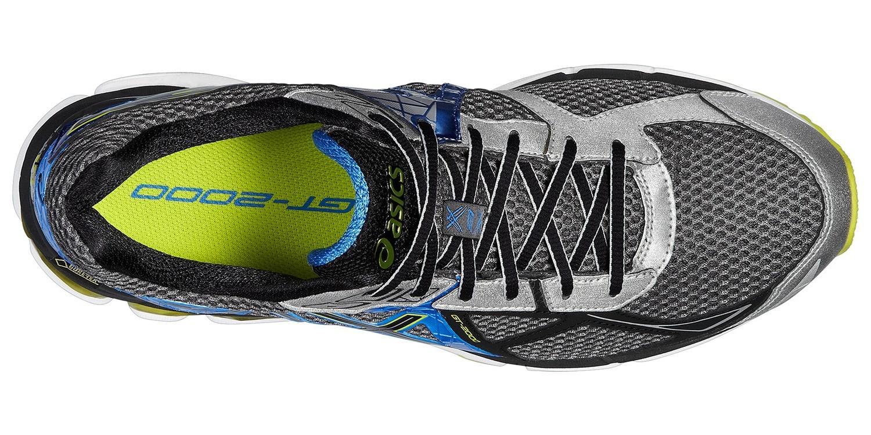Мужские  кроссовки для бега с goretex Asics GT-2000 3 G-TX (T506N 9799) фото