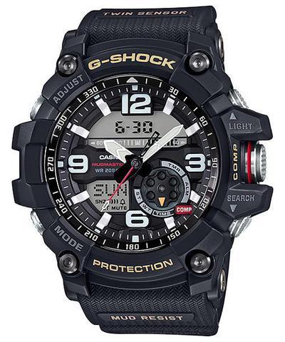 Купить Мужские часы CASIO G-SHOCK GG-1000-1ADR по доступной цене