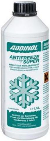 Антифриз ADDINOL Super 1,5Л