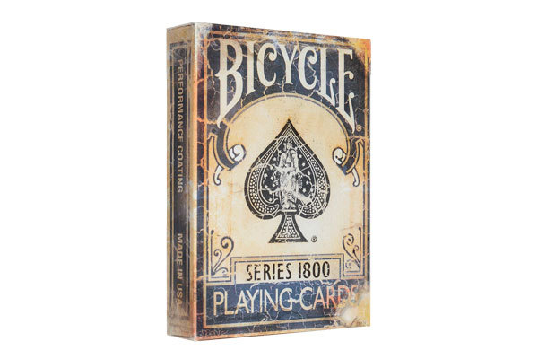 Bicycle Vintage 1800 в синем цвете