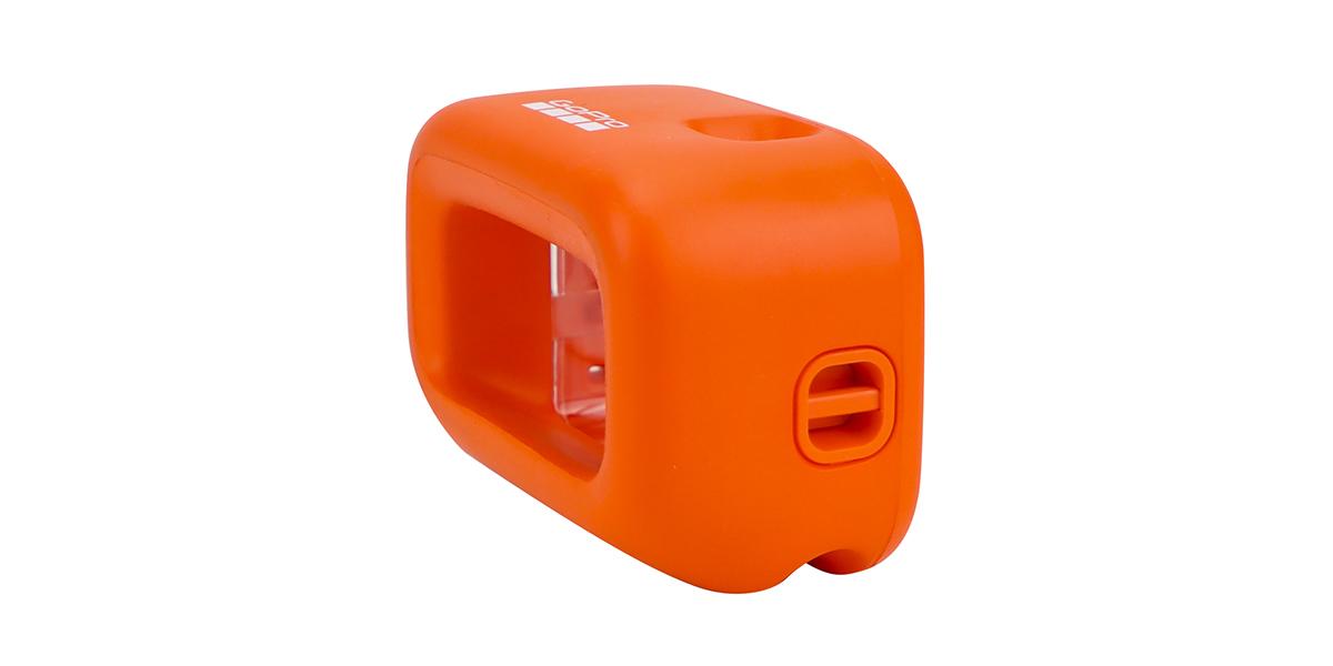 Поплавок для камеры GoPro Floaty HERO8 (ACFLT-001) вид сзади