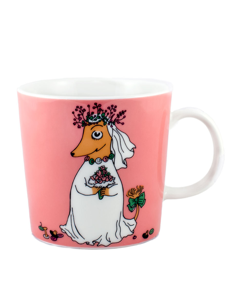 Moomin Кружка Зверушка Сос