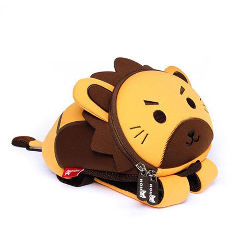 Рюкзаки Водонепроницаемый детский рюкзак в виде Льва lion.jpg