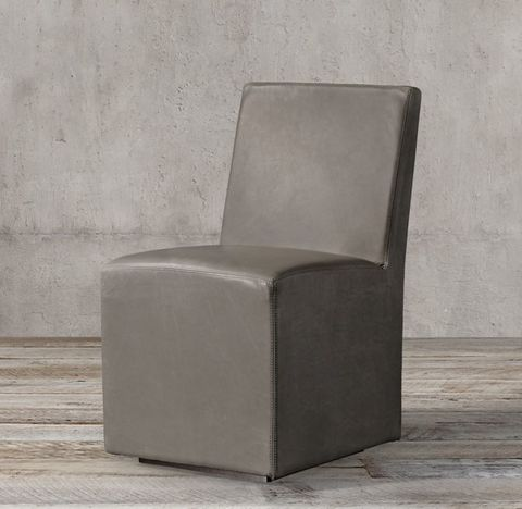 Ellison Leather Side Chair