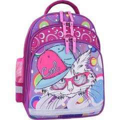 Рюкзак школьный Bagland Mouse 143 малиновый 501 (0051370)
