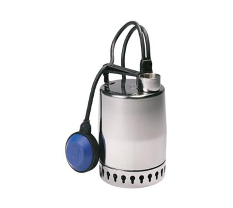 Дренажный насос Grundfos Unilift КР 250 А1 (0,5 кВт, Нмах=7,5м, Qмах=186л/мин, каб. 10 м)
