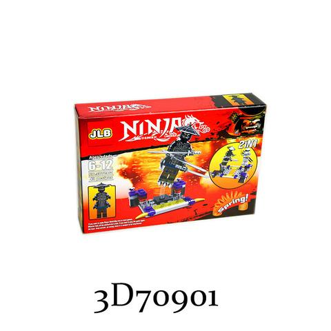 Конструктор Ниндзяго Фехтовальщики в ассортименте