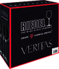 Набор бокалов для шампанского 2шт 445мл Riedel Veritas Champagne Wine Glass