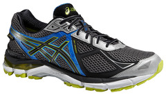 Мужские непромокаемые кроссовки  для бега Asics GT-2000 3 G-TX (T506N 9799) фото